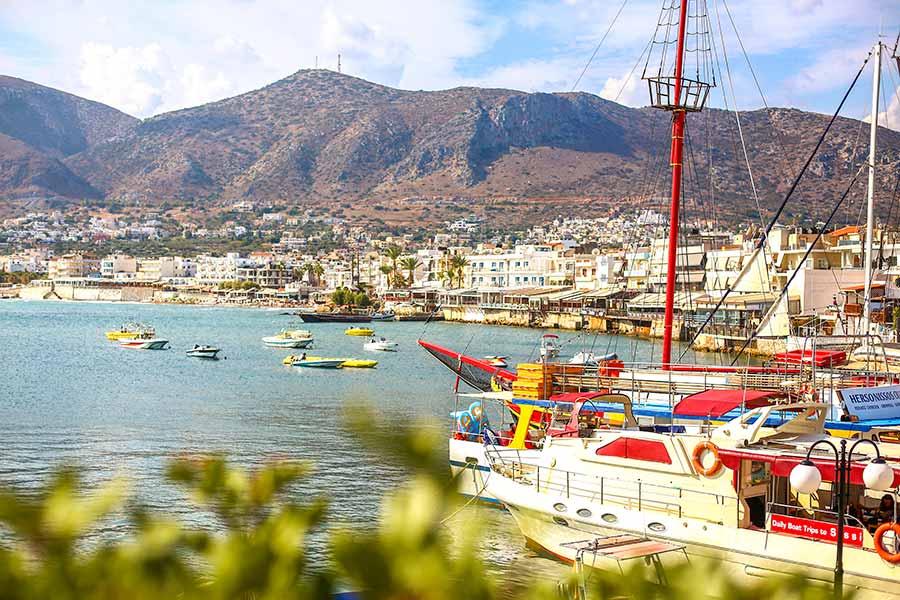 Hersonissos, Kreta