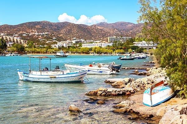 Billige rejser til Kreta i august