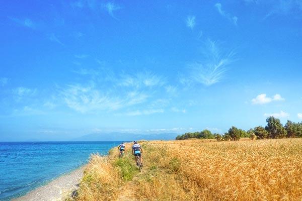 Cykling i Kroatien