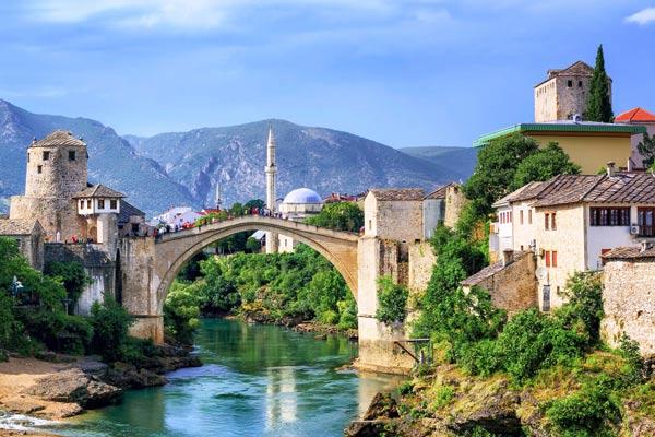 Mostar Bosnien