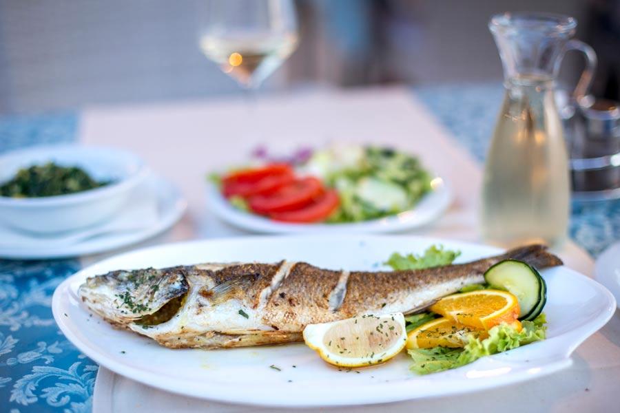 Restaurant Panorama, Makarska