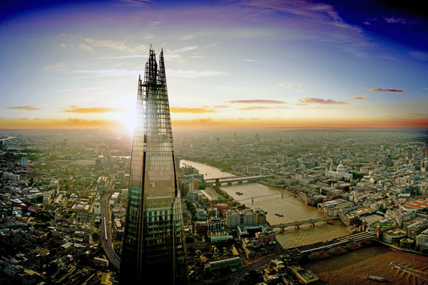 The Shard i London
