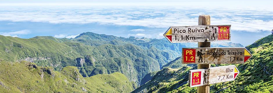 Vandretur på Madeira