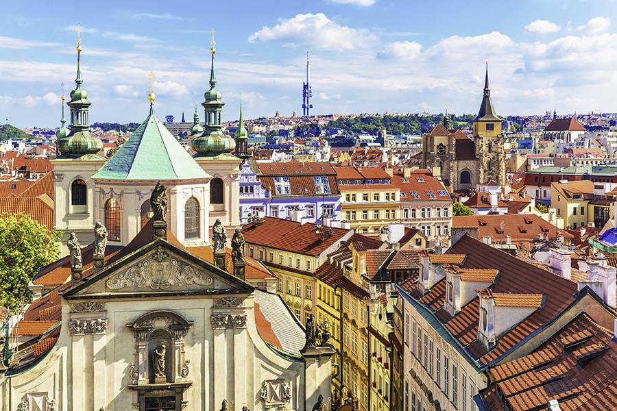 Hvorfor rejse til Prag?