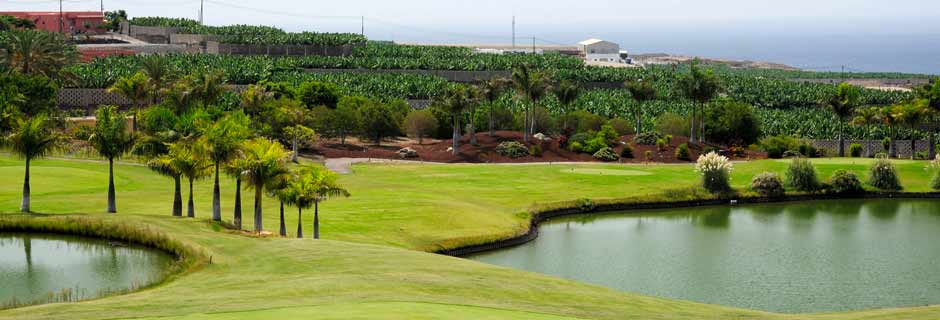 Golf, Teneriffa